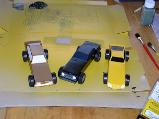 Where Can I Buy Graphite For My Pinewood Derby Car