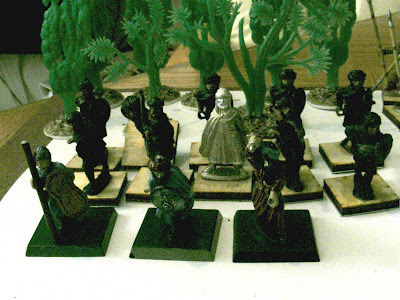 6mm-Minis: MINI WARGAMING: Simple Trees (3 May 2008)