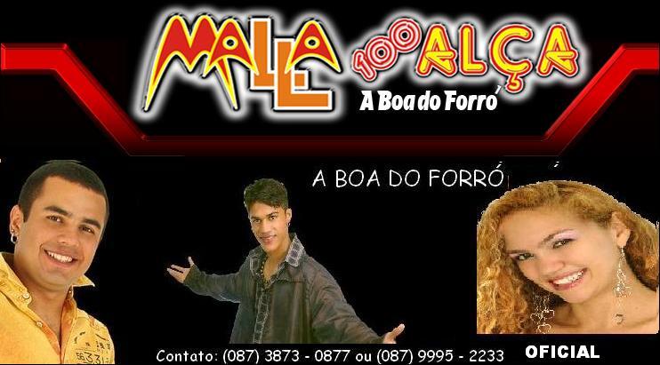 Mala 100 alça {OFICIAL} - A Mais romântica do Brasil