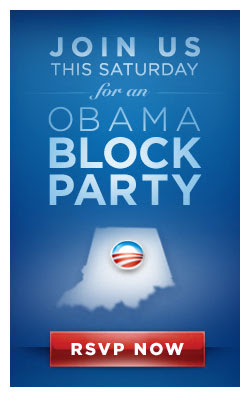 Find a Barack Party near you