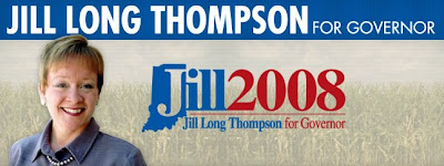 Contribute to Jill Long Thompson for Indiana Governor