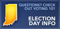 Indiana Presidential Primary FAQ
