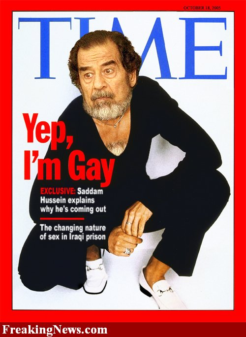 Saddam sex #12
