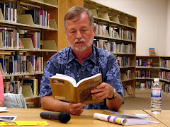 reading at Kapolei Library