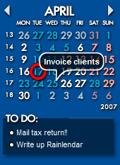 calendário,desktop
