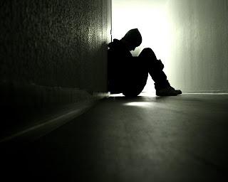 yalnız , üzgün , sad , alone