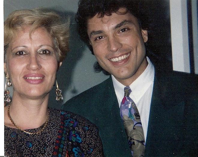 Con Osvaldo Ríos