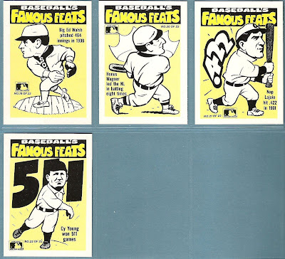 The Fleer Sticker Project 1986 Fleer Baseball Stickers
