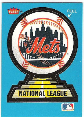 The Fleer Sticker Project 1987 Fleer Baseball Stickers