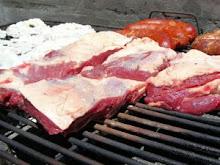 asado de carne mixta