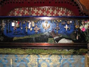 Ο άγιος Λουκάς ο ιατρός για τον άγιο Σάββα τον Ηγιασμένο (5/12/2020)
