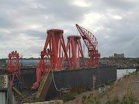 Swan Hunters Shipyards