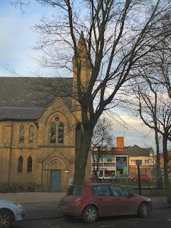 Trinity Church, I think