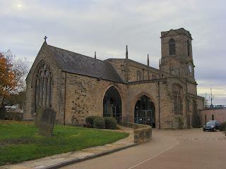 St Marys Church, Gateshead