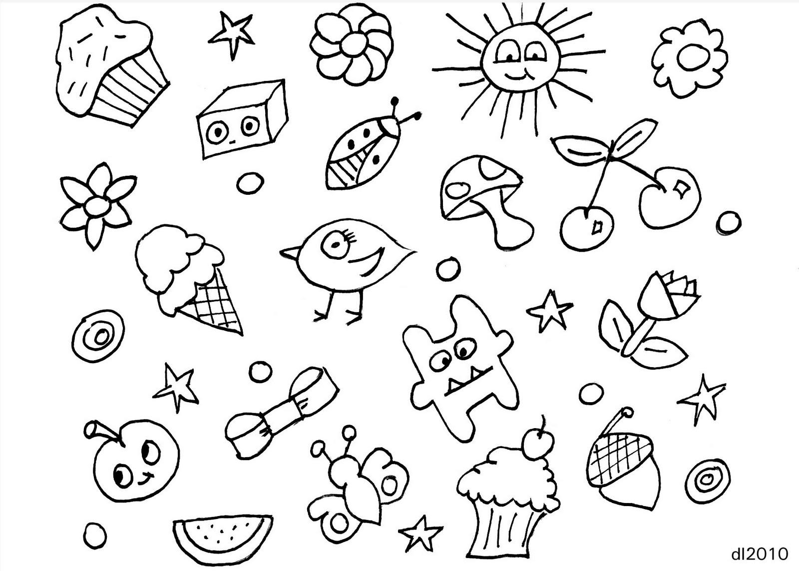 Cute Easy Doodles Cute Easy Dood Love