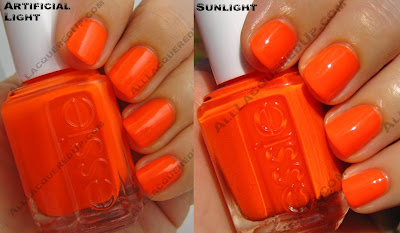 It S A Neon Neon World With Essie Orly All Lacquered Up All