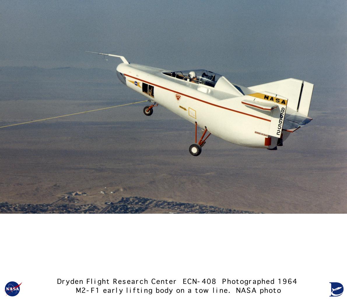 lifting body spacecraft - photo #11