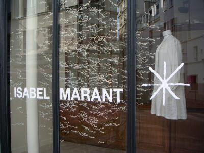 Isabel Marant shop