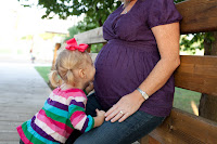 Mommy's Belly with Macy