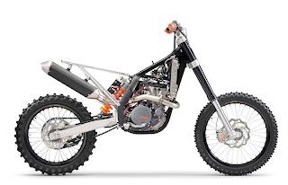 Motos: KTM 450 SX F