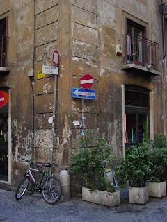 A Roman Street