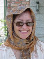Victoria in costume