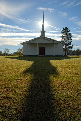 a picturesque independent Baptist Church