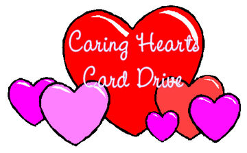Caring Heart Card Drive