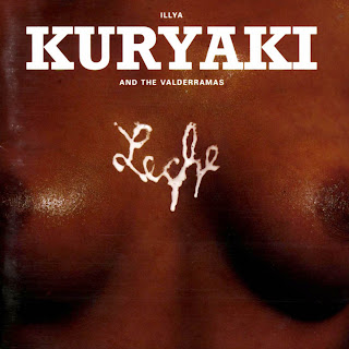 Illya Kuryaki The Valderramas - Leche