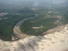 Delta do Rio Parnaiba Piauí Brasil