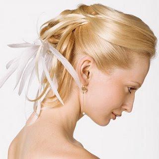penteados de festa cabelos loiros