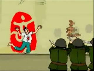 China Olympics logo story