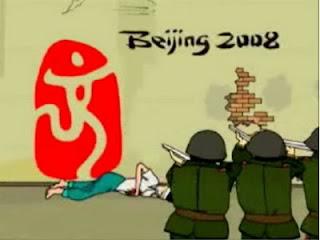 Olympics 2008 Logo Design story