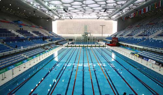 Beijing Olympic Water Cube