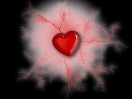 Free Dekstop Wallpaper: Beautiful Heart Touching ...