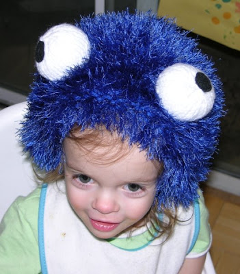 Knit A Cookie Monster Hat If You Need One And You Might
