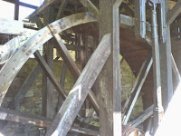 WaterWheel Working Again!