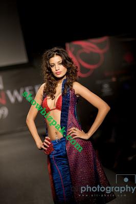 Celebrity Gallery Bahrain Fashion Week 2009