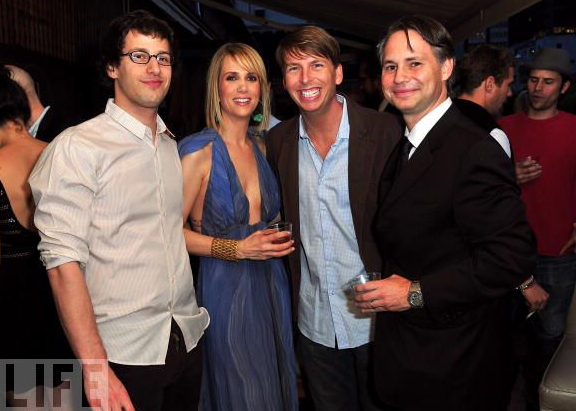 Live From New York It S Saturday Night Gotham Magazine Hosts Party For Kristen Wiig
