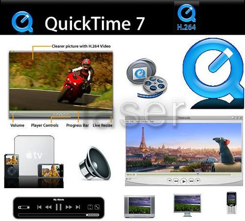 Quicktime 7 Pro For Mac Os X free download