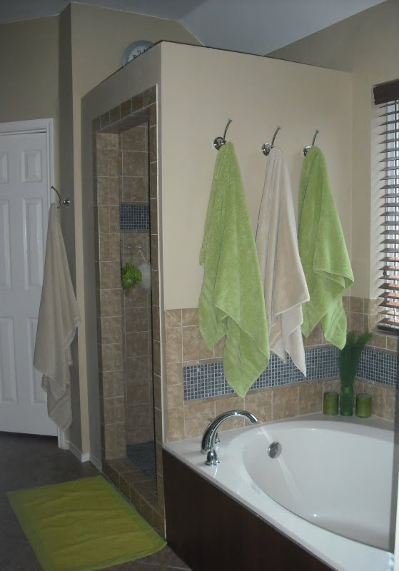 The Installation Of A Doorless Shower Bathroom