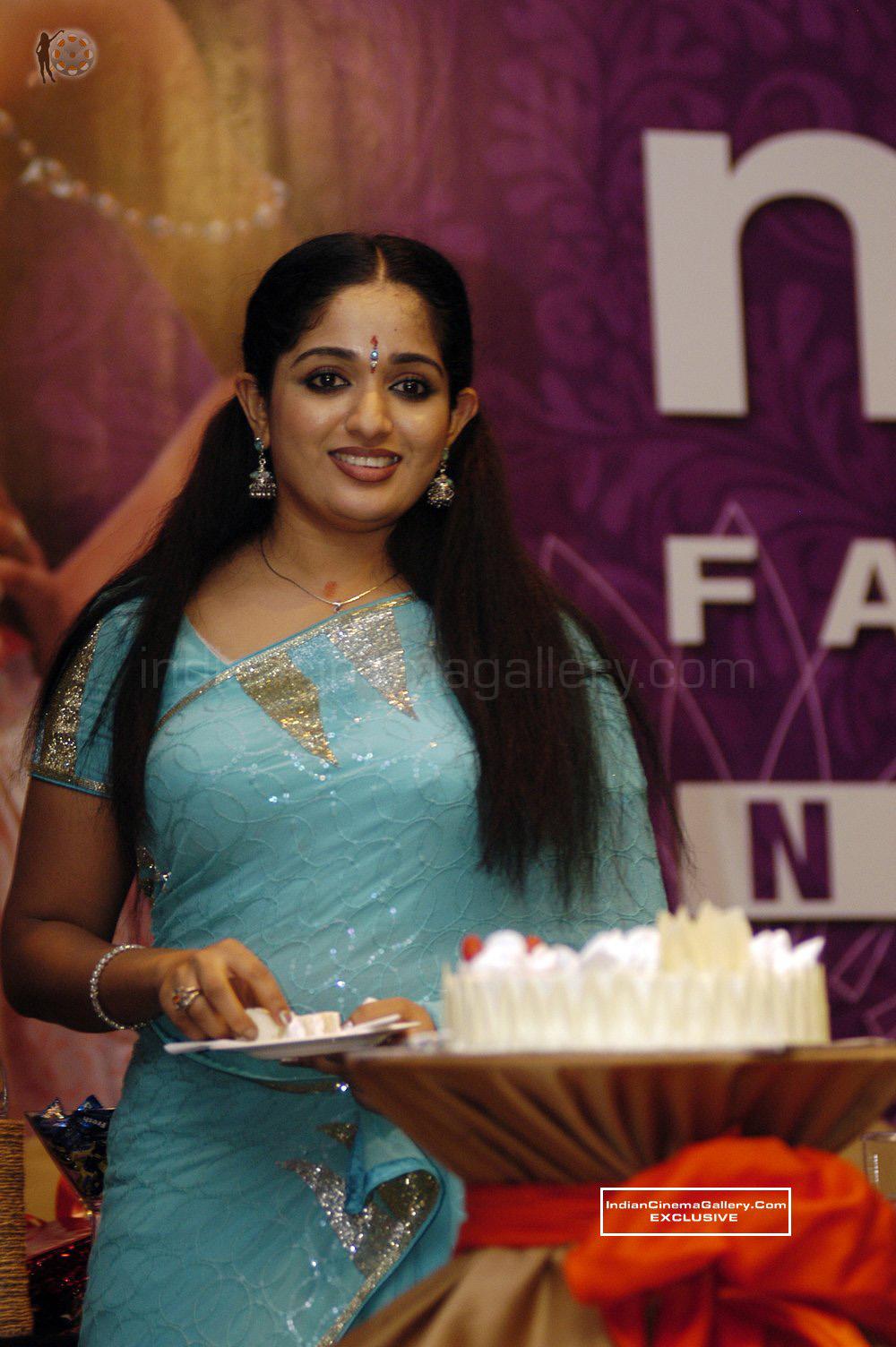Hot Actress Kissing Scene Kavya Madhavan Hot-5066