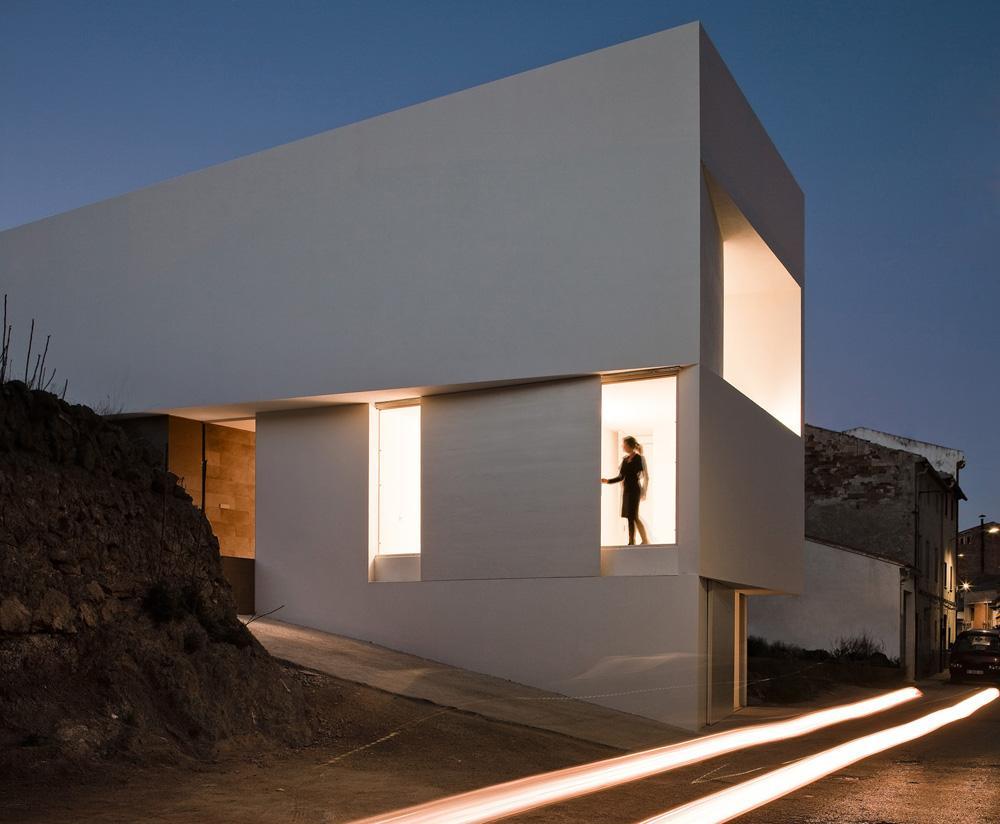 A f a s i a fran silvestre arquitectos - Fran silvestre arquitectos ...