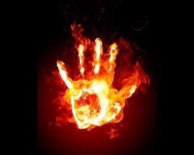 Cool Fire Art