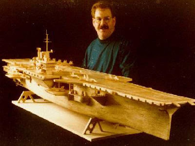 something amazing building models made up of matchstick