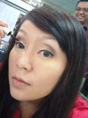 Kathyjem Cara Makeup Utk Beraya