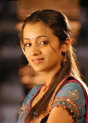 Tamil Cinema Tamil Actress Trisha Profile