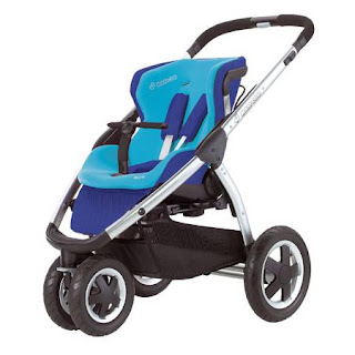 Maxi Cosi Bebe Confort Streety Travel System Total Black