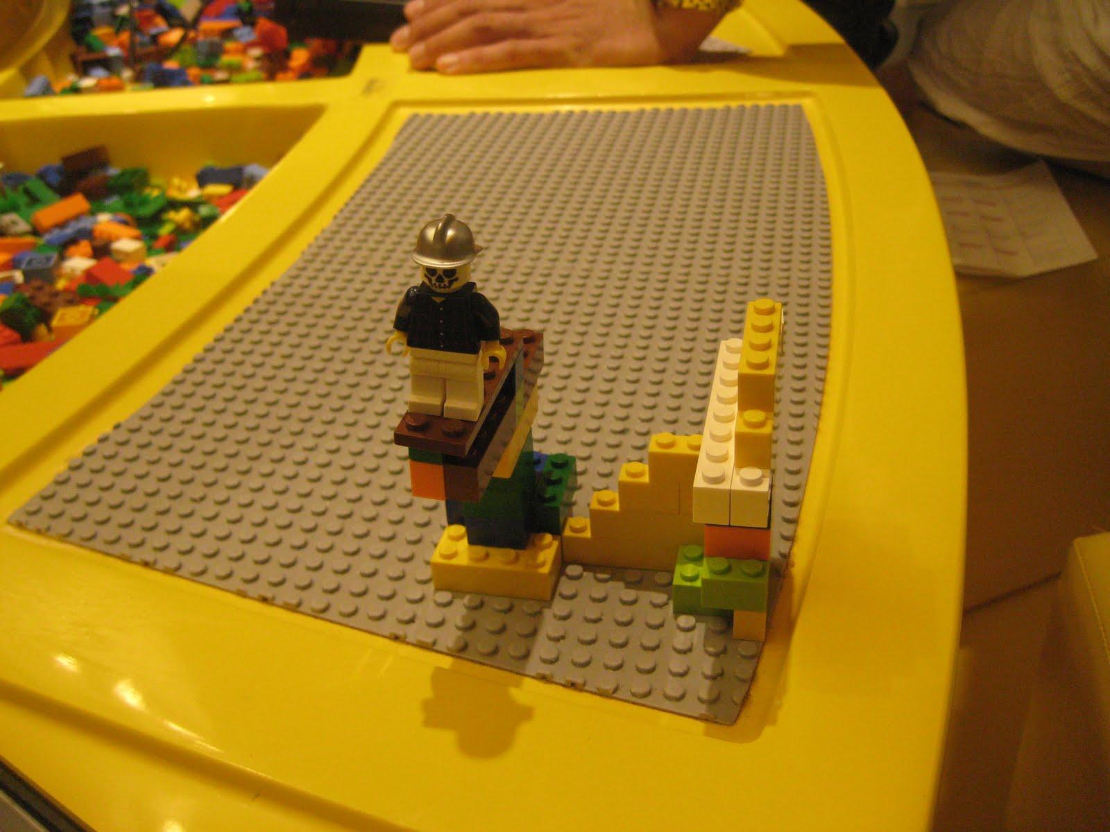 The Pollock Family Chuck E Cheese Amp Legos