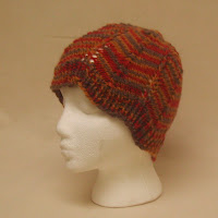 This autumn beanie is on special in my shop